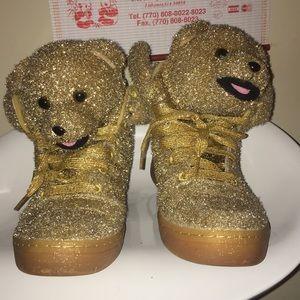 Jeremy scott adidas teddy bear